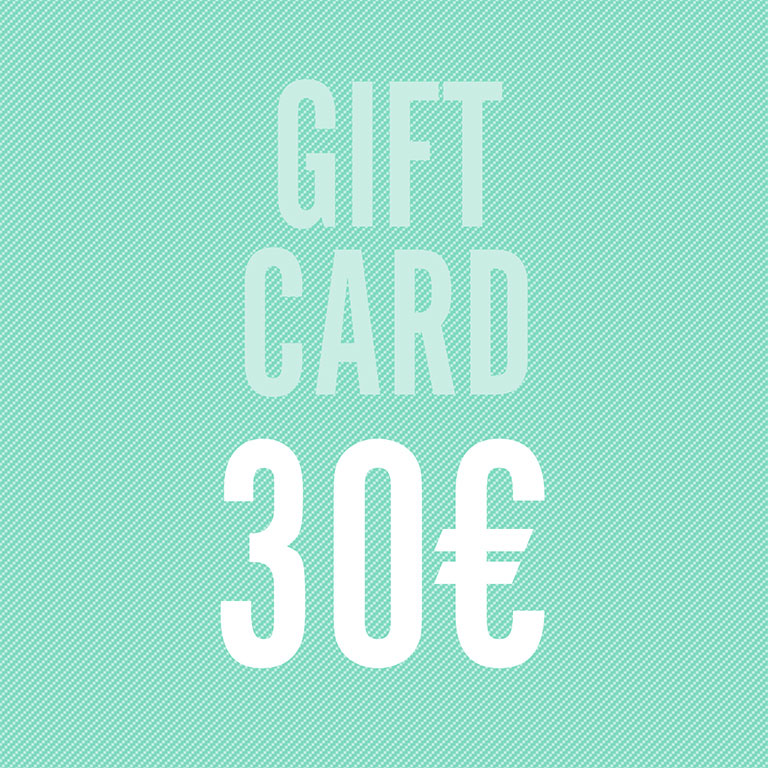 € 30 Gift Card