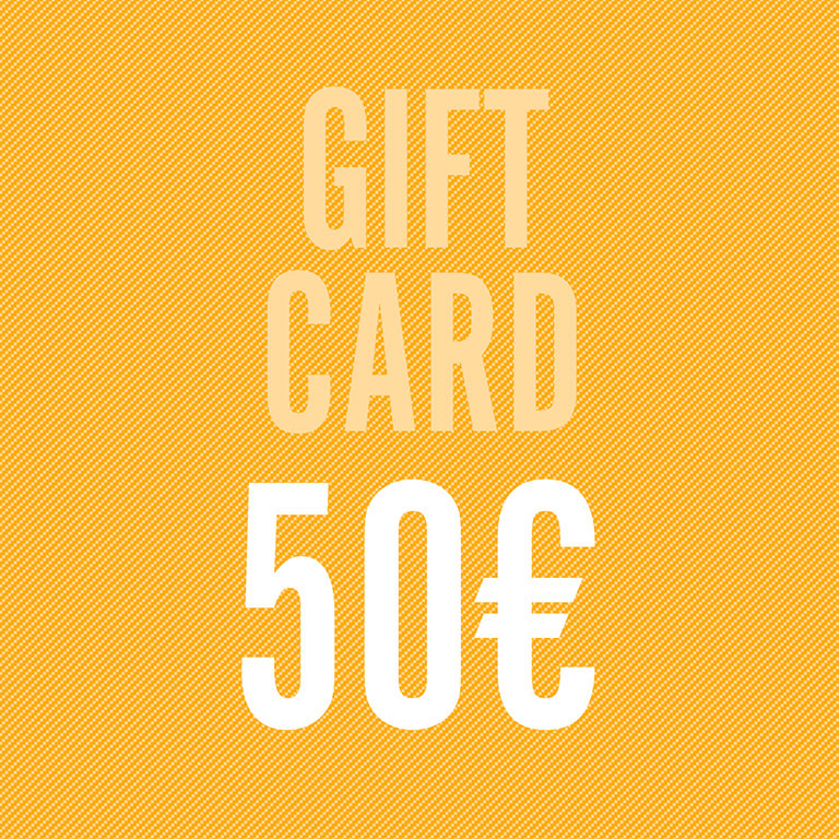 € 50 Gift Card