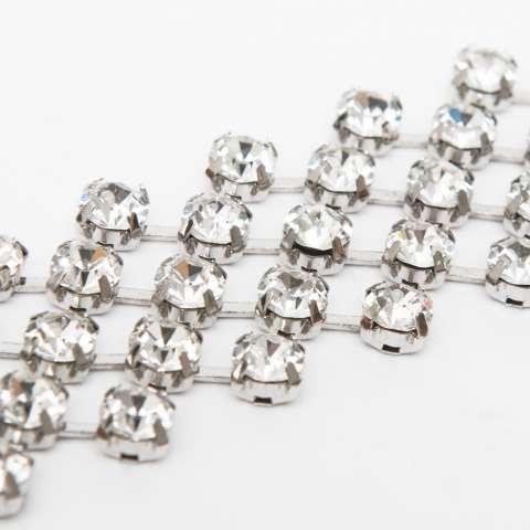 Collana choker Crystal cristalli Swarovski